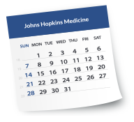 Johns Hopkins Medicine Events Calendar