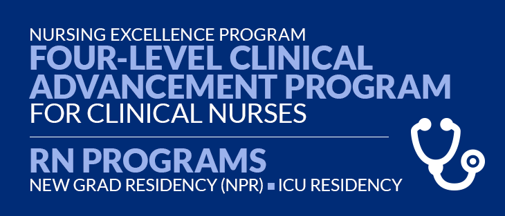 Nursing Excellence Program Four-Level Clinical Advancement Program for Clinical Nurses
