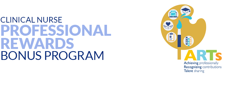 Clinical Nurse Professional Rewards BONUS PROGRAM