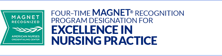 Three Time MAGNET® Recognition Program for Excellence in Nursing Practice
