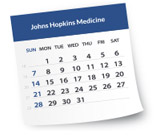 Johns Hopkins Medicine Upcoming Events Calendar